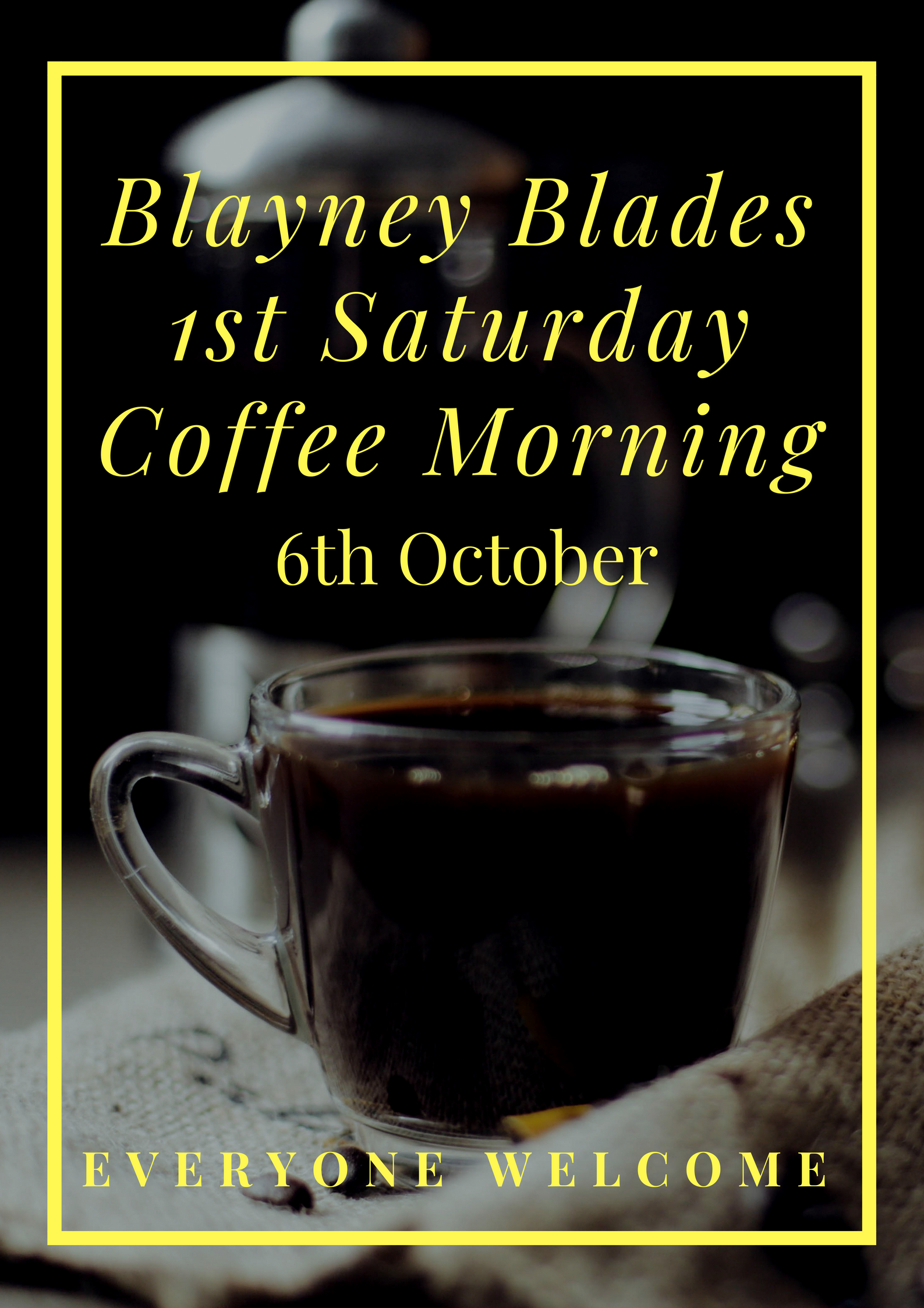 News Castleblayney Be The First To Review Recycled Circuit Board Coaster Cancel Blayney Blades Will Host Saturday Coffee Morning On 6th October At 1130am In Parish Centre