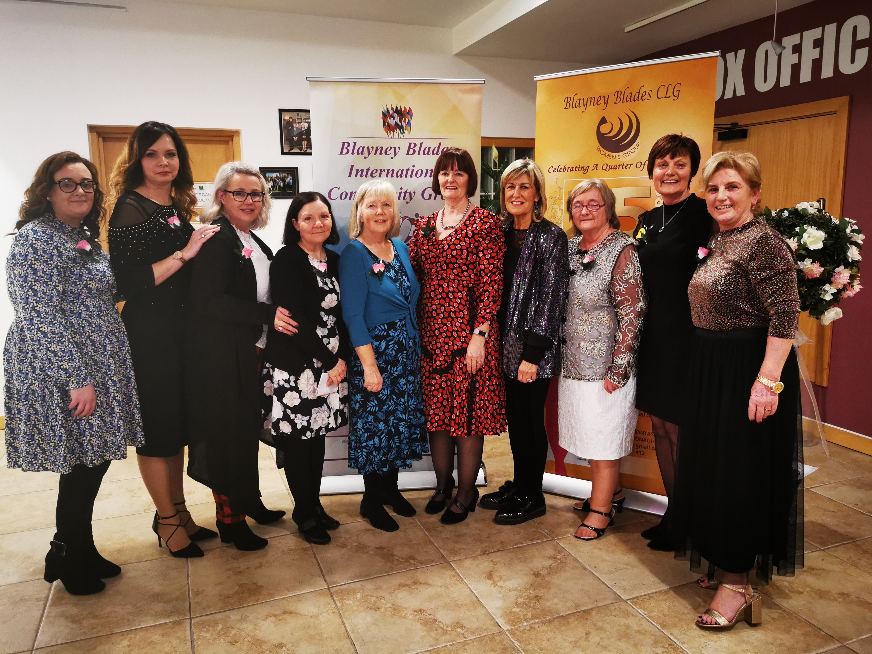Monaghan Women - Connecting Singles