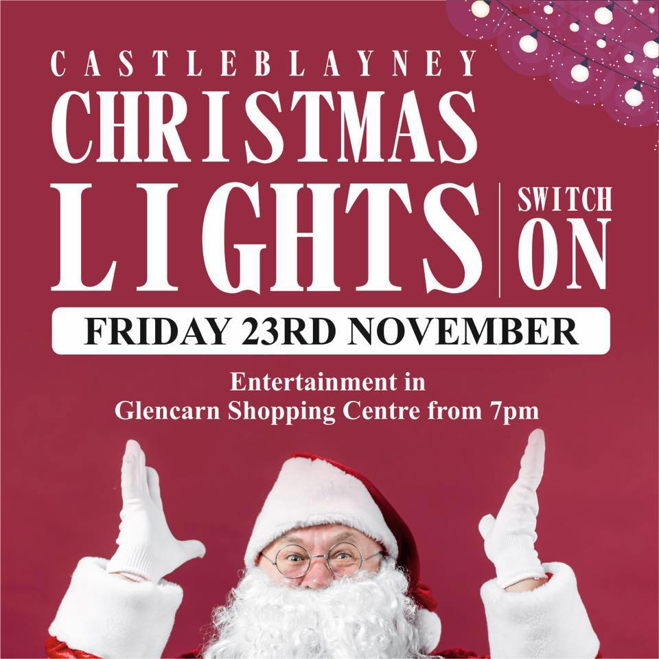 News Castleblayney To Install New Circuits For Christmas Lights Root Electric Services Town Will Be Officially Switched On By Santa And Castleblayneys Music Wall Of Fame Recipient Eamonn Toal Friday 23 Rd